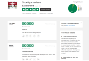 fake reviews online